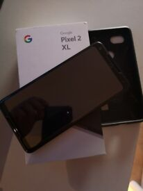 Google Pixel 2 XL 128Gb locked in EE (like new)