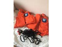 Helly Hansen life jackets (2)