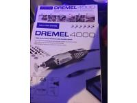 Dremel 4000 used once
