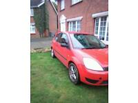 Ford fiesta 2004 long mot