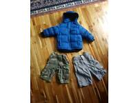Baby/kids clothes 3-4 boys