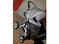 2in1 Pushchair