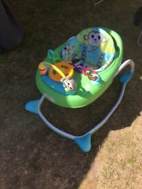 Baby's walker excellent condition.