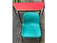 Nursery/Pre-school Table & Chairs