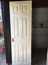 7 used interior doors