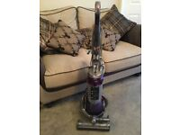 Dyson DC 25 upright vacuum cleaner.