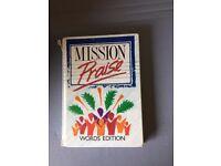 Mission Praise Hymn Books