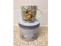 Winnie The Pooh Mug & Presentation Tin