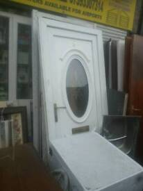 Used Upvc Doors windows garden bench and much more