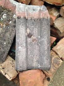 Double Roman roof tile
