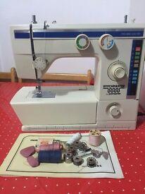 Sewing Machine Model 691 Janome