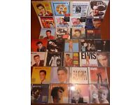 JOB LOT ELVIS CD'S SOME SEALED