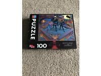 Mb Batman and Robin jigsaw 100 pieces