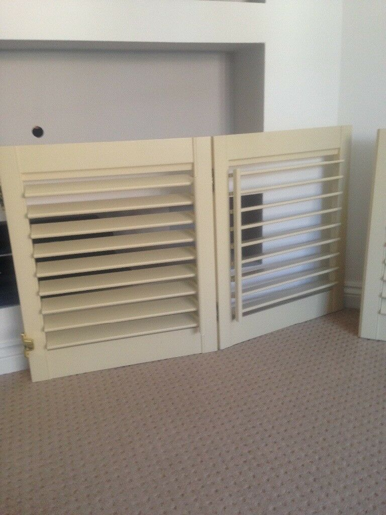 Thomas Sanderson Half Window Shutters In Poringland Norfolk Gumtree