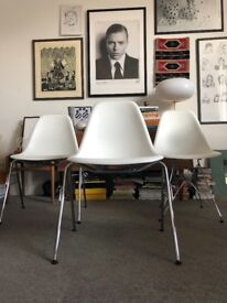 Vitra Eames DSS Dining Chairs