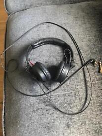 Sennheiser HD 25 DJ headphones