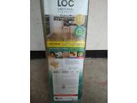 Laminate flooring, 1 full pack, 2.15 m2, Floormaster LOC Riverside Oak Effect