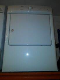 Zanussi vented tumble dryer , white colour , 7 kg , for sale ,