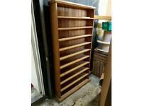 Wooden cabinet /shelve unit