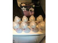 Tommee tippee colic bottles