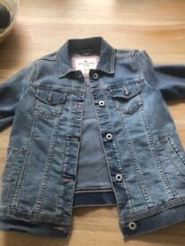 Abercrombie Gurls denim jacket