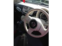 Fiat 500 less than one year old for sale