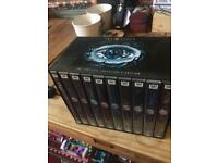 X files complete box set, limited edition