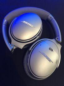 Bose QuietComfort 35 wireless Bluetooth headphones