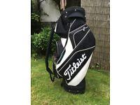 Titleist Golf Trolley Bag. Unused.