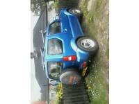 Jimmy jeep for sale 1 years mot phone me 07551268487