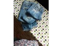 Jeans. Girls