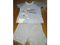Baby outfit (top & shorts)12-18 months from George