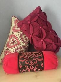 Scatter Cushions (x 3) - Can Be Bought Separately