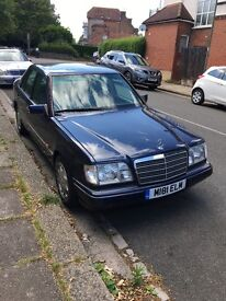 1994 Mercedes-Benz W124 280E - 83k Miles From New