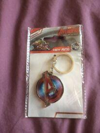 Marvel Avengers Key Ring