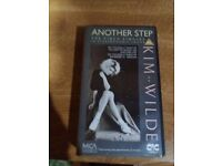Kim Wilde - Another Step Video (VHS)