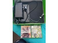 Xbox one BOXED With All Cables One Pad And 2 Games