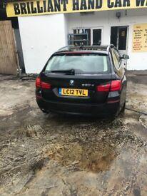 BMW, 520d , Estate, 2012, Manual, 1995 (cc), 5 doors