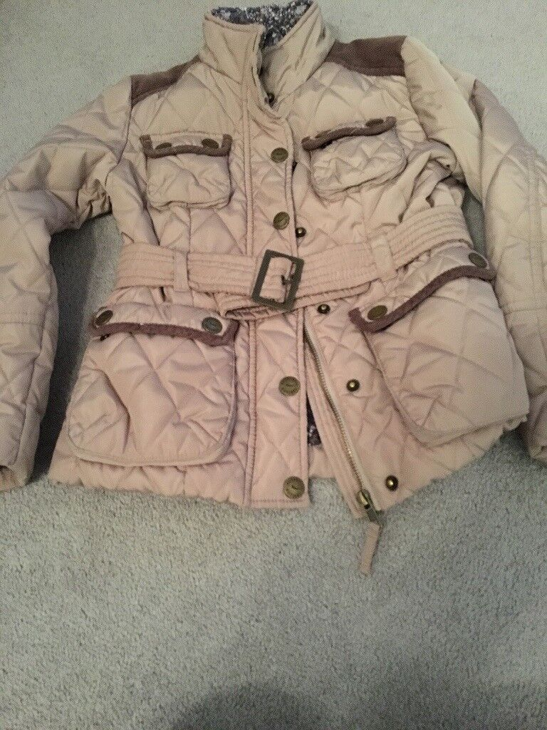 Girls jackets x 2