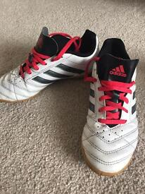 Child size 12 indoor Football Trainers