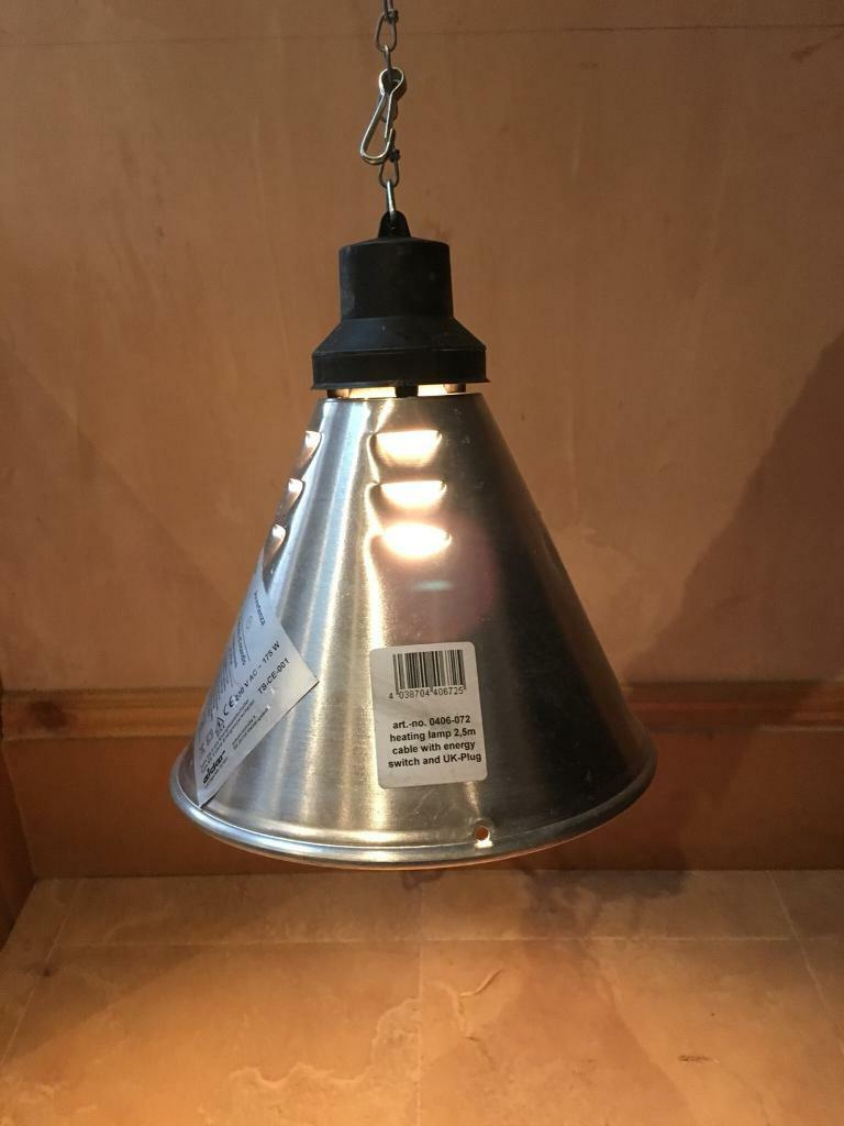 Heat Lamp For Animals Bulb Not Included In Angus Gumtree