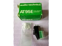 AUDIO TECHNICA - AT95E- cartridge with stylus