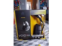 7.1 DOLBY SURROUND SOUND GAMING HEADSET. BRAND NEW.