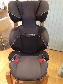 Cybex Solution Car seat, 2 parts with adjustable headrest height - 15KG-36KG
