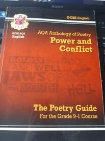 GCSE 9-1 AQA power and conflict poetry guide