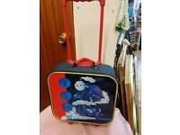 Kids Nursery/school bag with wheels THOMAS THE TANK ENGINE