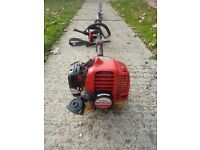 Robin Japanese quality professional long reach hedge cutters cost over £400
