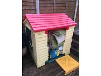 Plastic Garden Play House