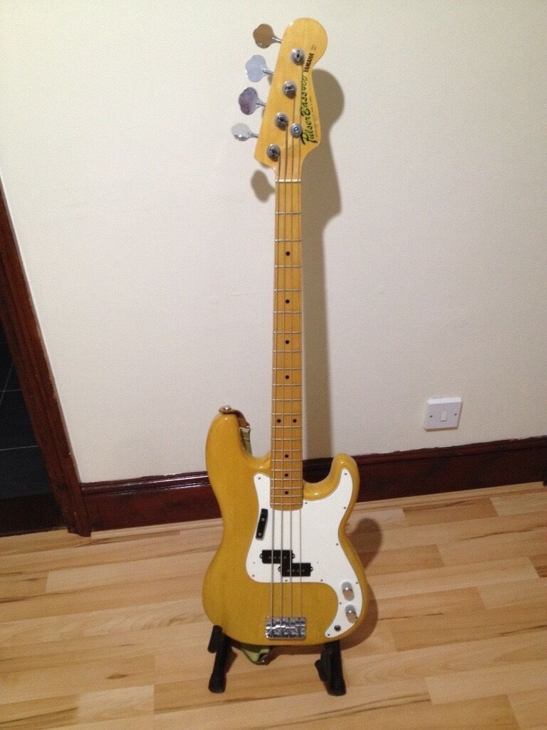 1978 Yamaha Pulser Bass Natural (Nippon Gakki) Swap/Offers Considered