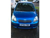 Toyota Yaris 1.0 For Sale